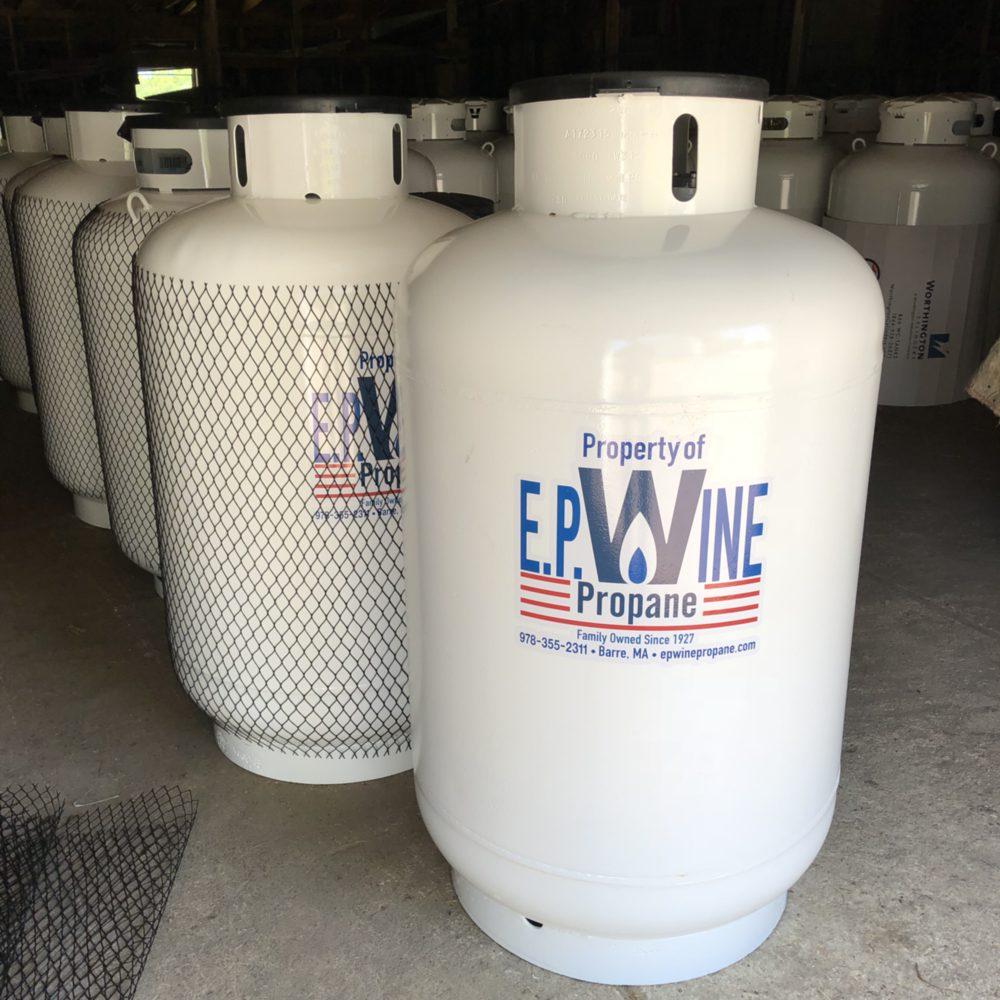 E.P. Wine Propane: 160 West St, Barre, MA