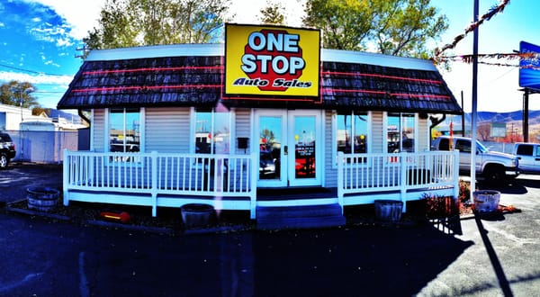 One Stop Auto Sales >> One Stop Auto Sales 480 N 4th Ave Pocatello Id Truck