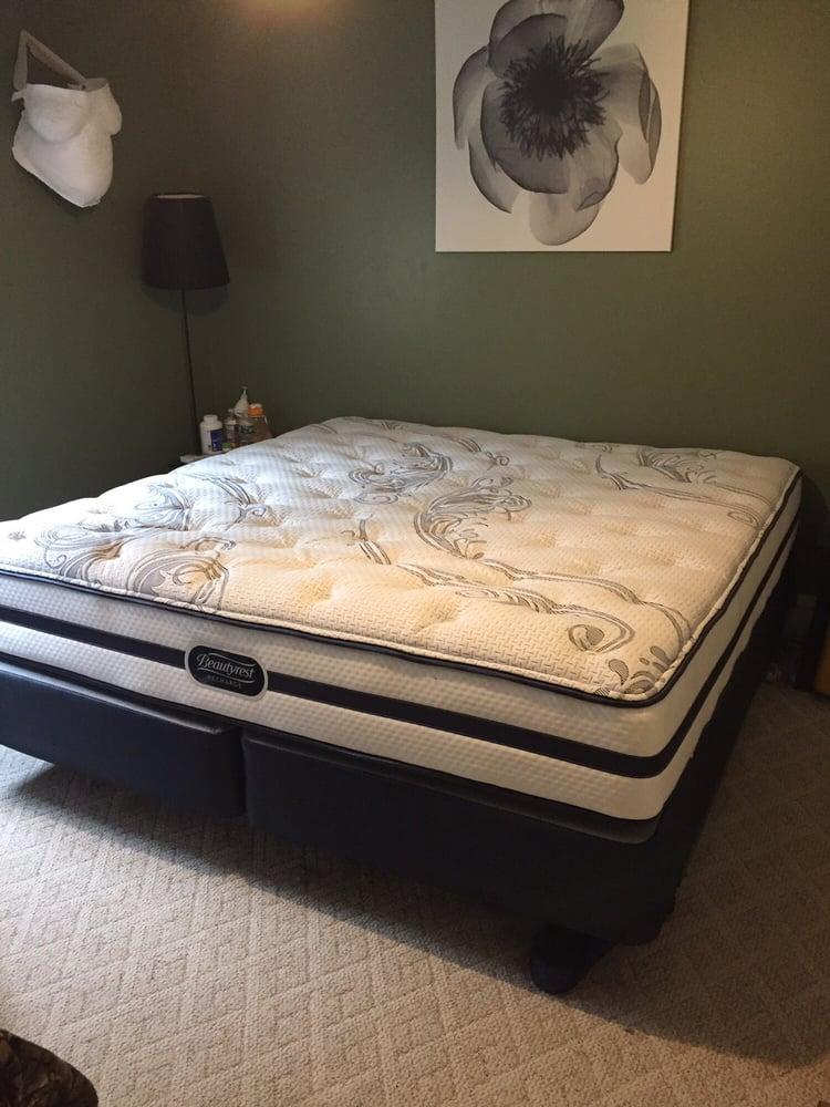 Jordan Dresser Knock Off: King Size Simmons Beauty Rest