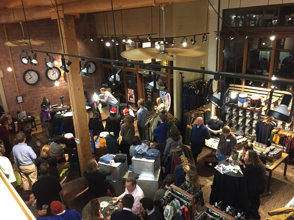 The store hosted an adventure travel trade association for 7 salon downtown seattle