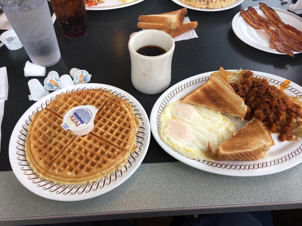 Waffle House: 462 E Pine Log Rd, Aiken, SC