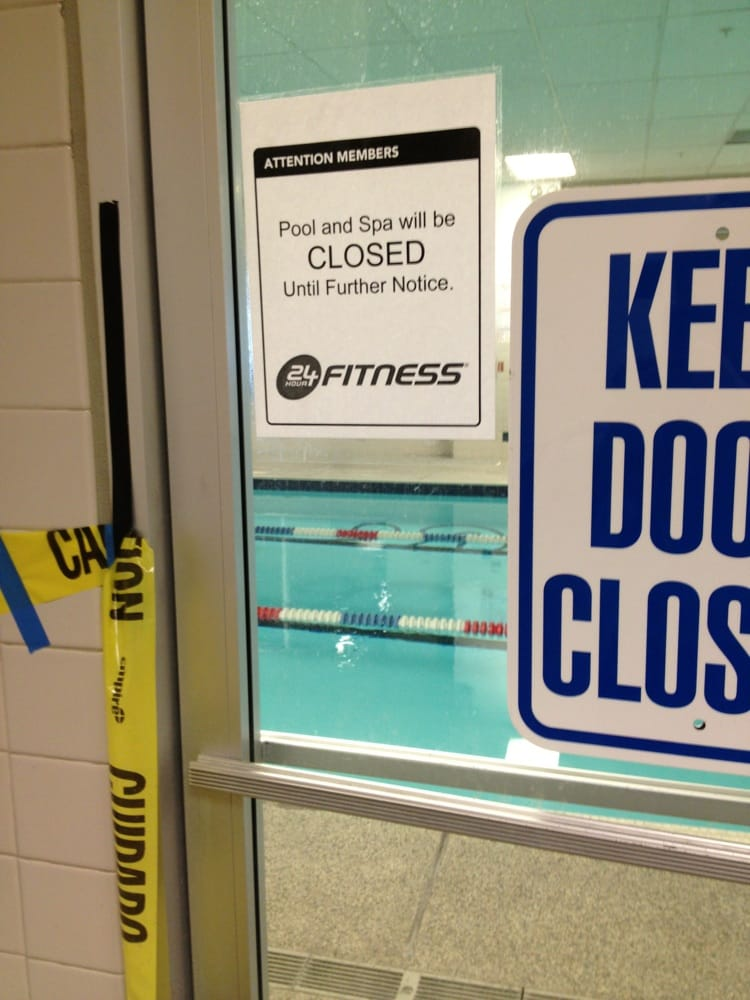 Pool Spa Has Been Closed For Months On End Don 39 T Come Here If Your Only Goal Is To Swim Yelp