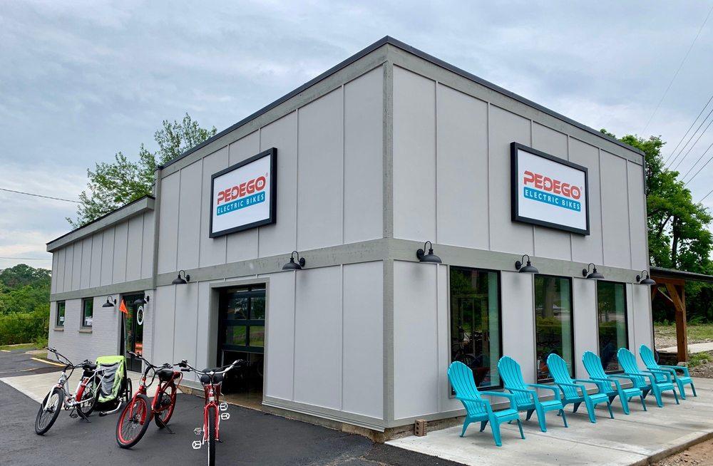 Pedego Electric Bikes: 801 S Holmes, St. Louis, MO