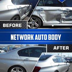 Network Auto Body 29 Photos 36 Reviews Body Shops 24854