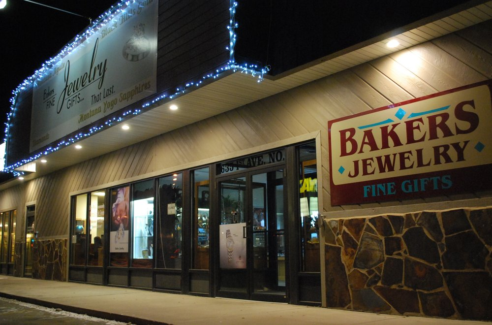 Bakers Jewelry: 54174 US Hwy 2, Glasgow, MT