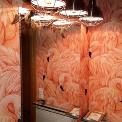 photo of stampede cocktail club seattle wa united states flamingo wallpaper