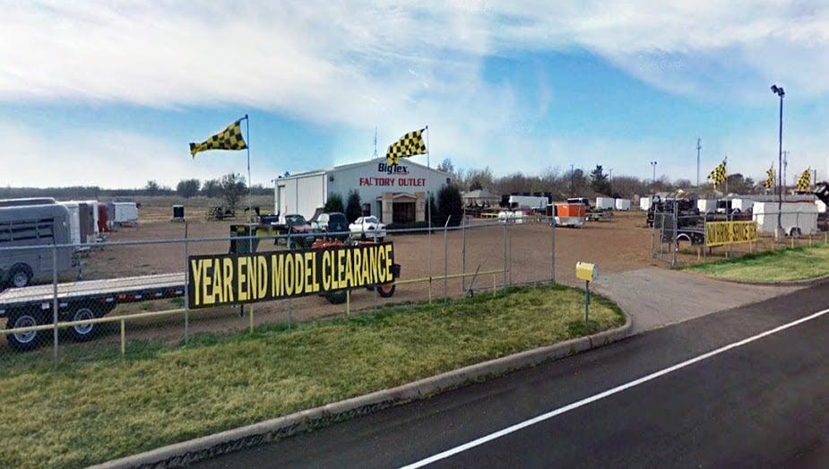 Big Tex Trailer World Wichita Falls: 1801 E Central Fwy, Wichita Falls, TX