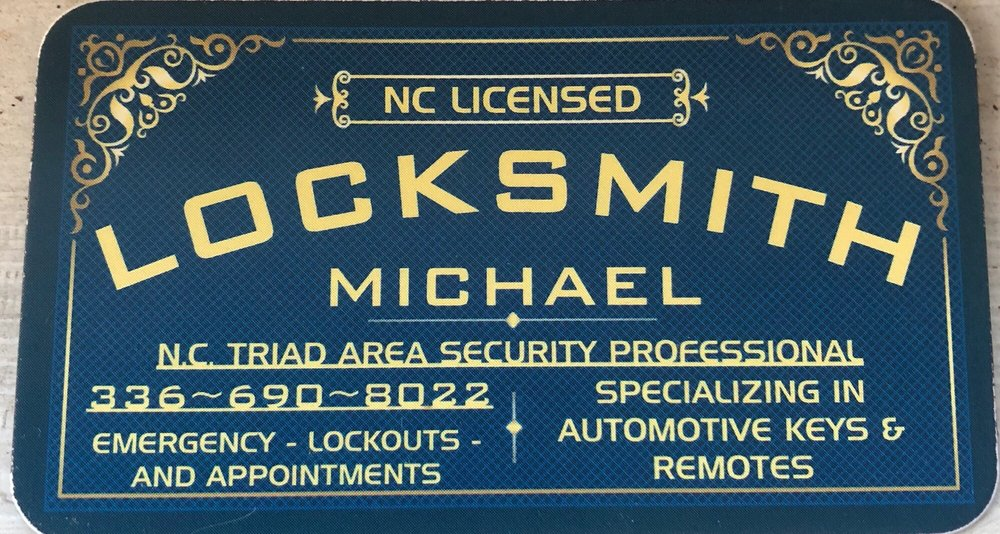 Precision Service Solutions Of The Triad Locksmith: Kernersville, NC