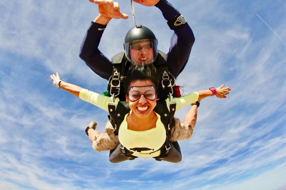 Skydive Arizona: 4900 N Taylor St, Eloy, AZ