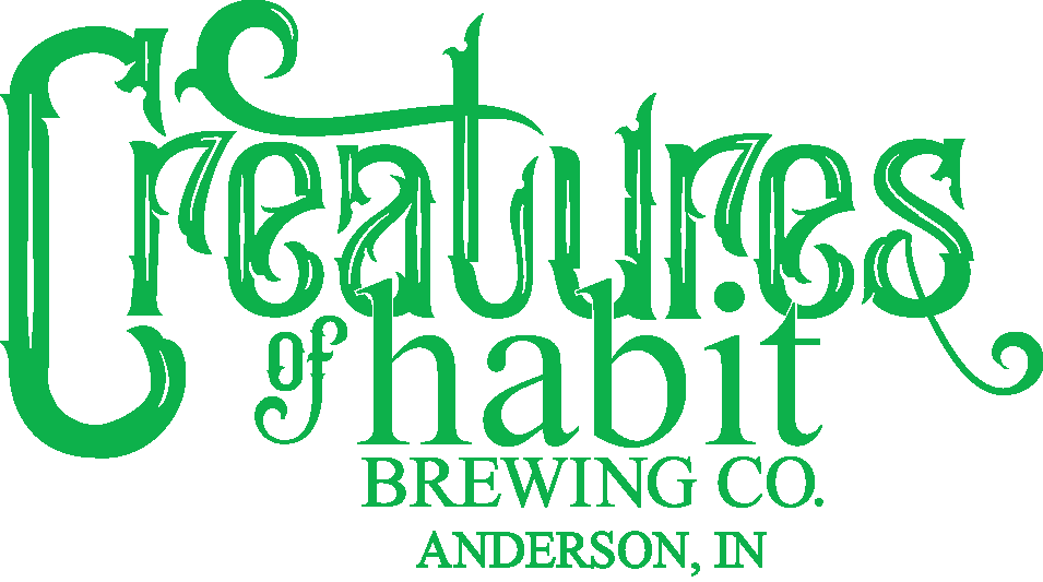 Creatures of Habit Brewing Co: 1031 Meridian St, Anderson, IN