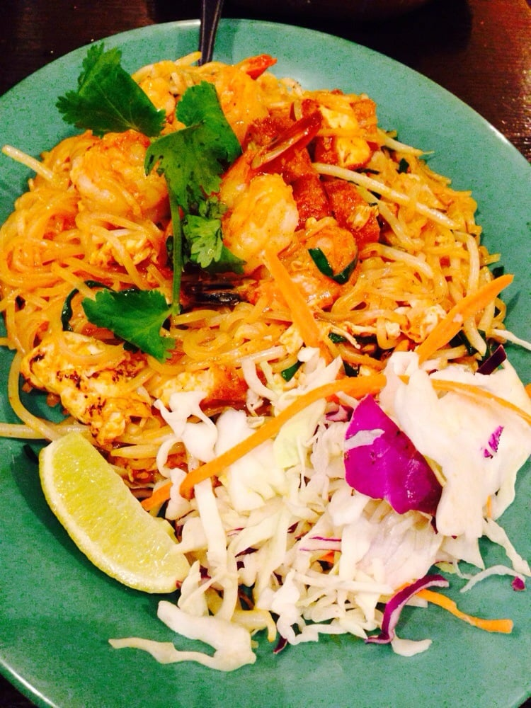 Shrimp Pad Thai Yelp