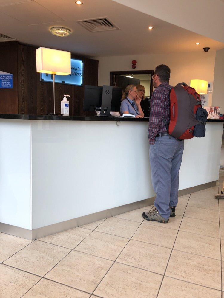 Holiday Inn Express Hotel Glasgow City Ctr-Theatreland