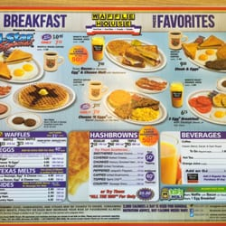 Restaurant Menu Food Categories