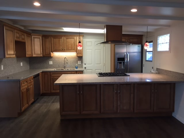 kitchen cabinets van nuys the kitchen payless put together for our family yelp 6435