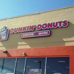 Yelp reviews for Dunkin' Donuts