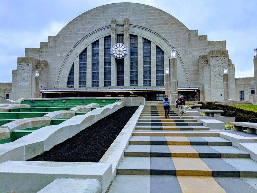 Cincinnati Museum Center at Union Terminal: 1301 Western Ave, Cincinnati, OH