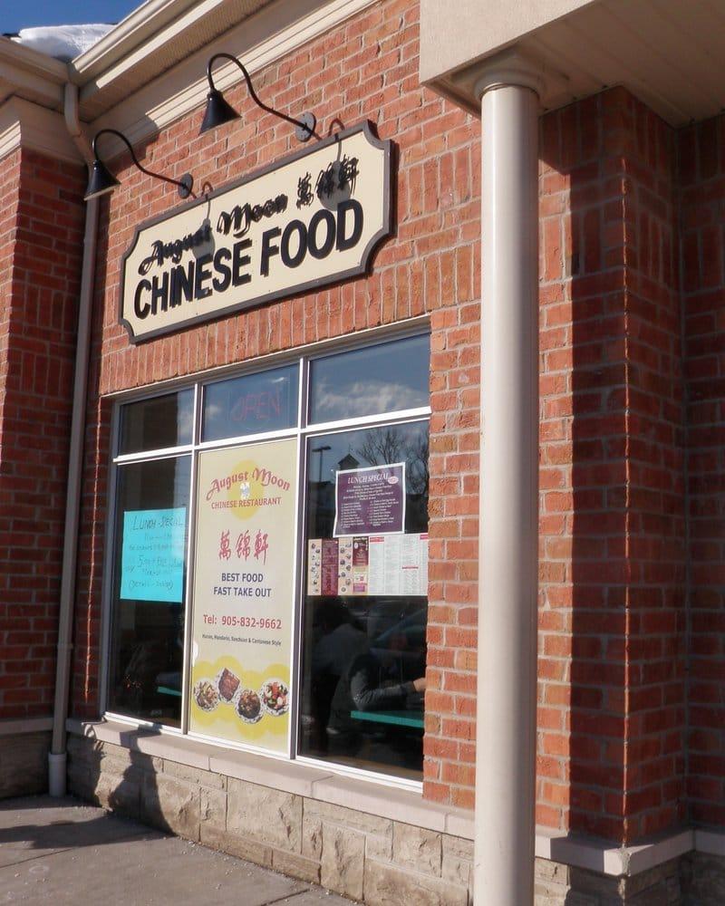 Chinese Restaurant On Weston Rd