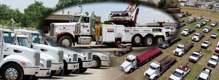 Towing business in Euless, TX