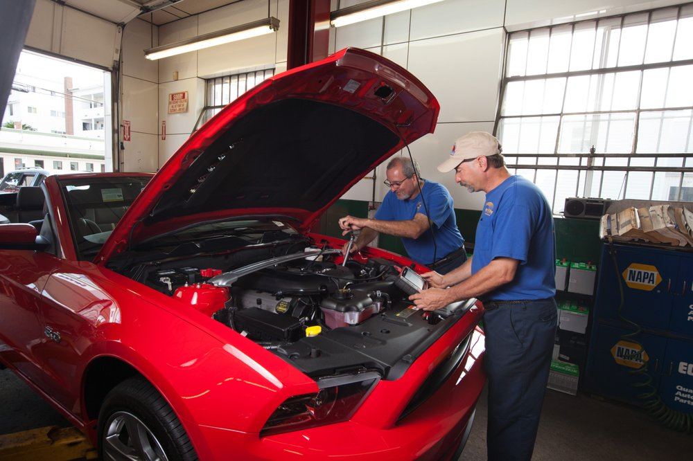 Carolina Auto Repair: 346 Edgefield Rd, North Augusta, SC