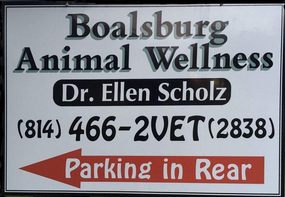 Boalsburg Animal Wellness: 128 E Boal Ave, Boalsburg, PA