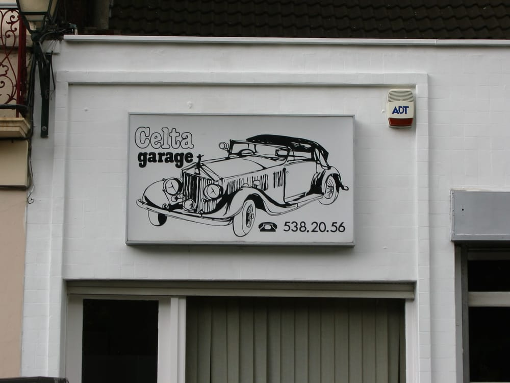 Celta garage autokorjaamot rue de la victoire 60 for Garage ad la salvetat saint gilles