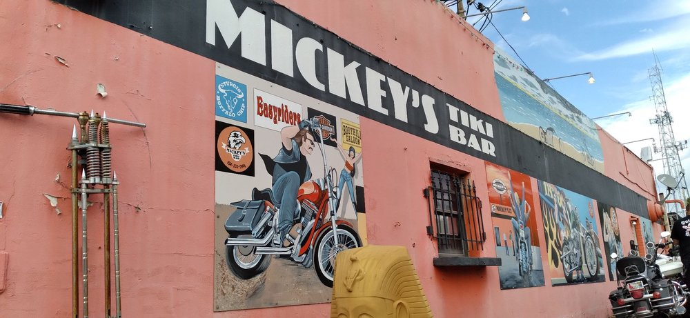 Mickey's Tiki Bar