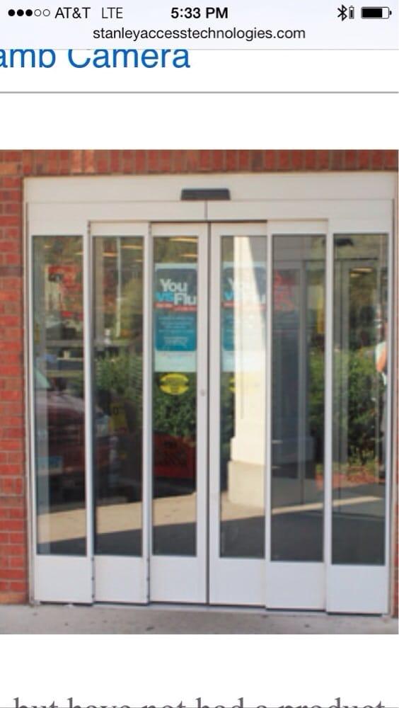 Photo of Merhi Glass - Raleigh NC United States. Powered doors & Powered doors - Yelp