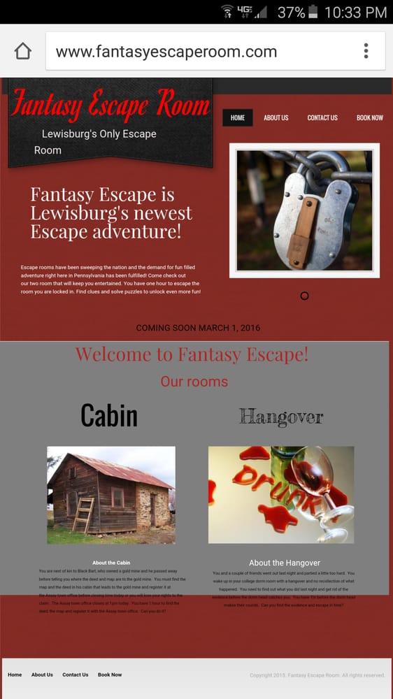 Fantasy Escape Room 10 Photos Escape Games 310