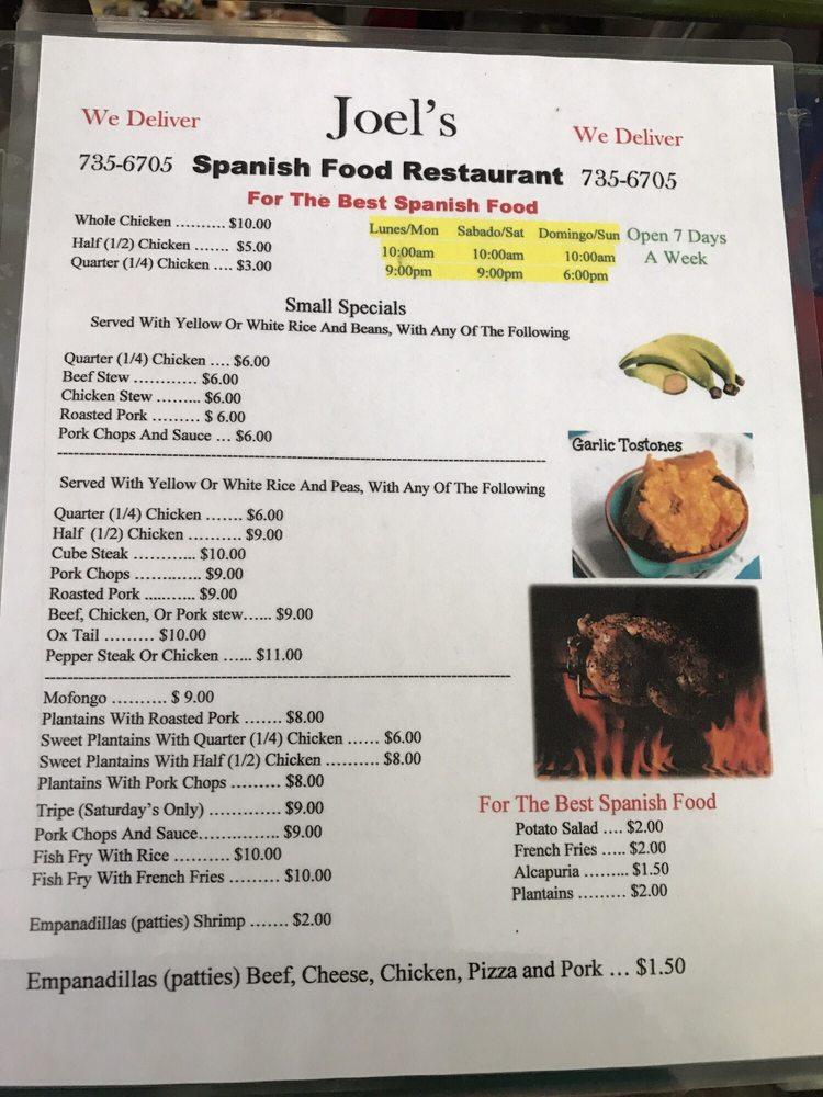 here u0026 39 s a menu