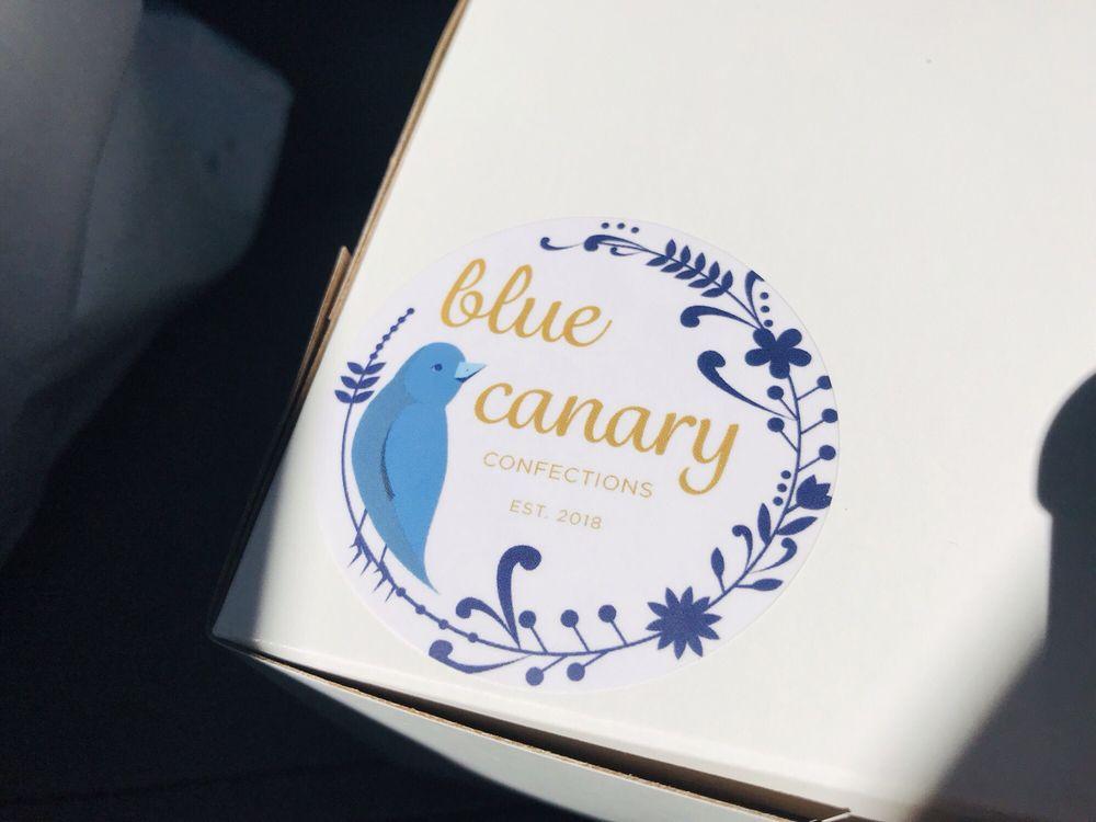 Blue Canary Confections: 124 W 14 Mile Rd, Birmingham, MI