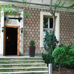 Villa Foksal Modern European Ul Foksal 3 5 śródmieście