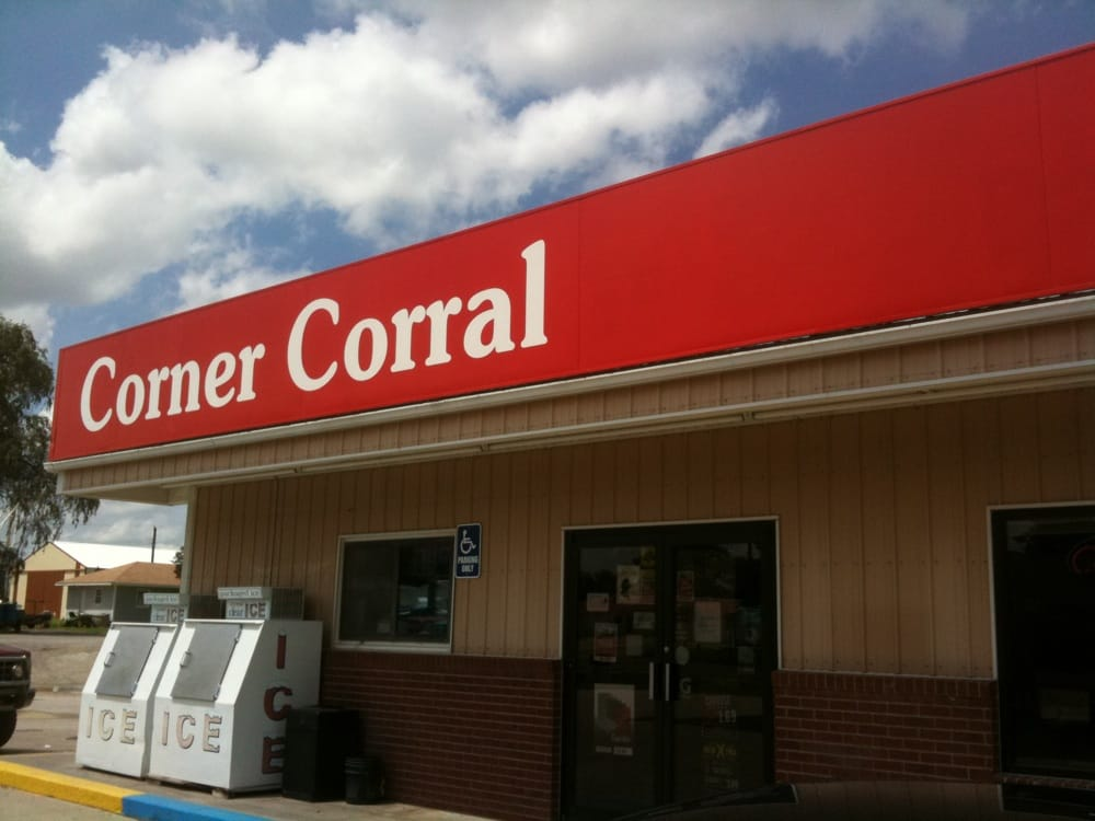 Corner Corral: 108 E Highway 36, Kensington, KS