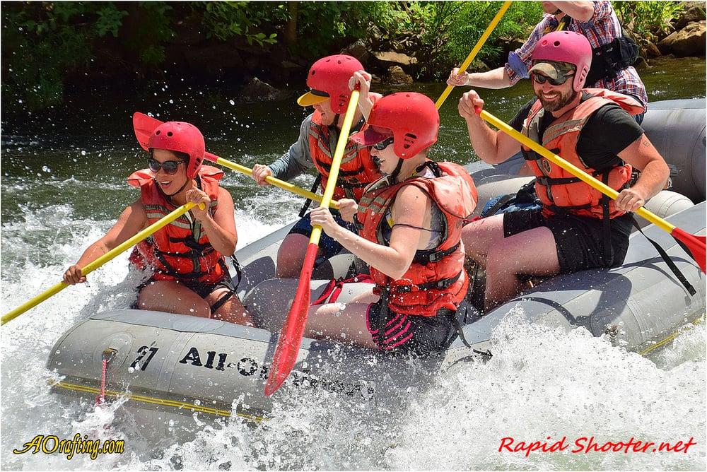 All-Outdoors California Whitewater Rafting: Walnut Creek, CA