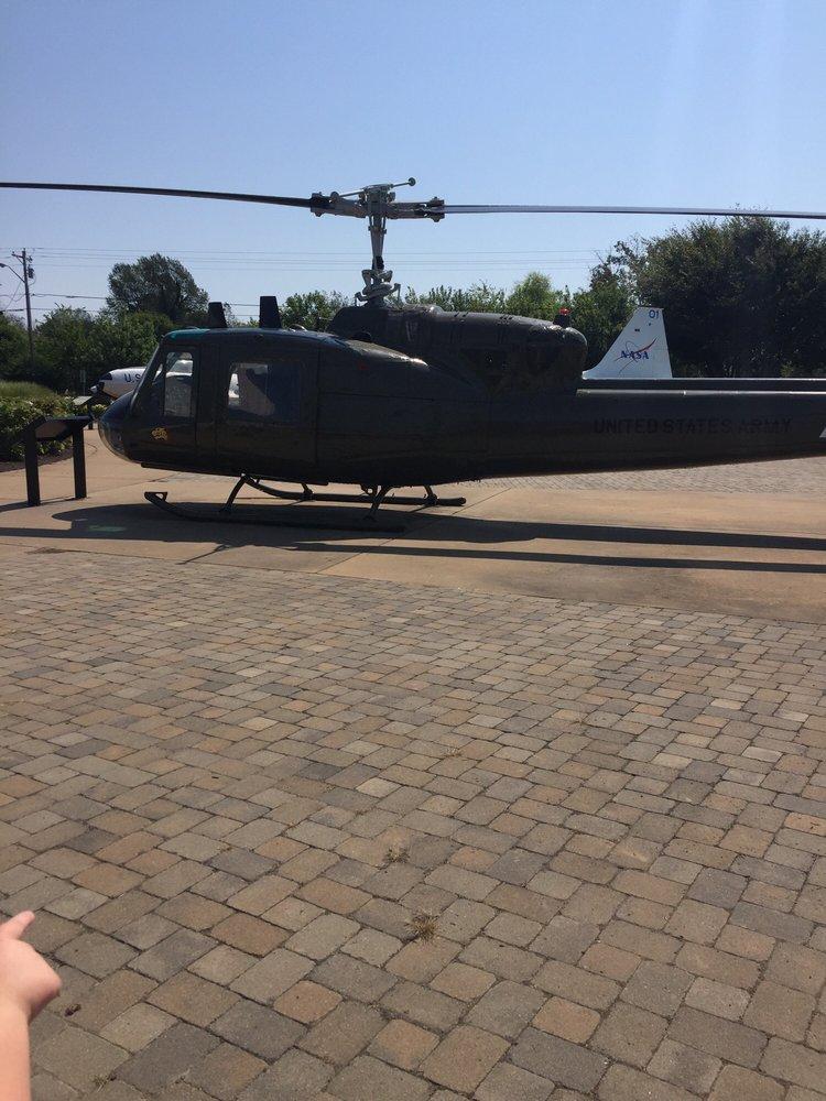 Social Spots from Aviation Heritage Park