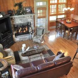 Photo Of Mountain Vista Rentals   Big Canoe, GA, United States. Canoe  Cottage