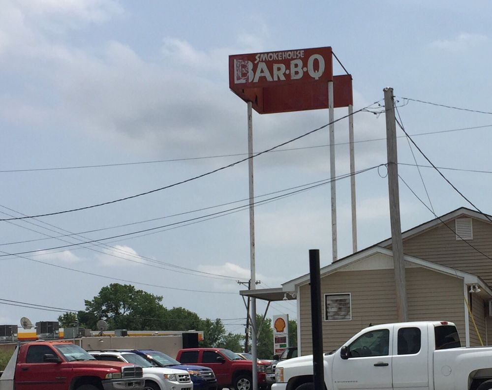Smoke House Restaurant: 906 Redbud Ln, Fulton, KY
