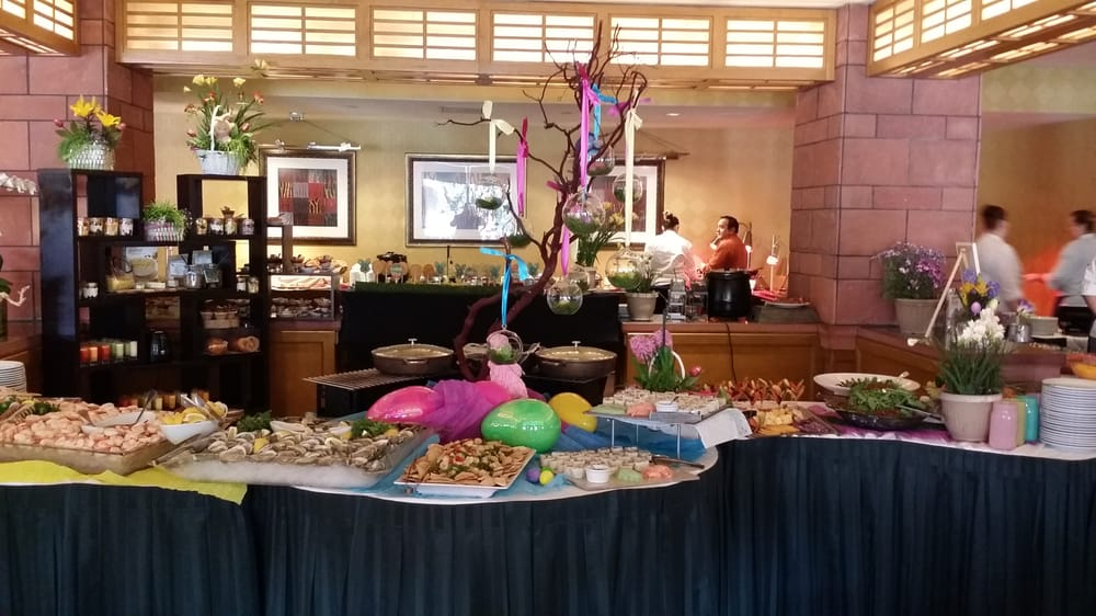 Pleasant Amazing Easter Brunch Buffet At Grand Cafe Awesome Download Free Architecture Designs Momecebritishbridgeorg