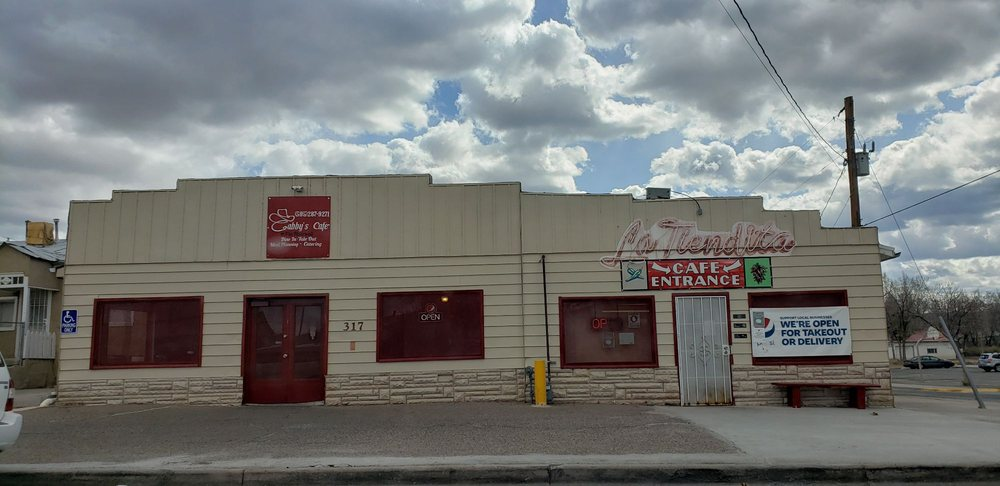 Gabby's Cafe: 317 W Stephens Ave, Grants, NM