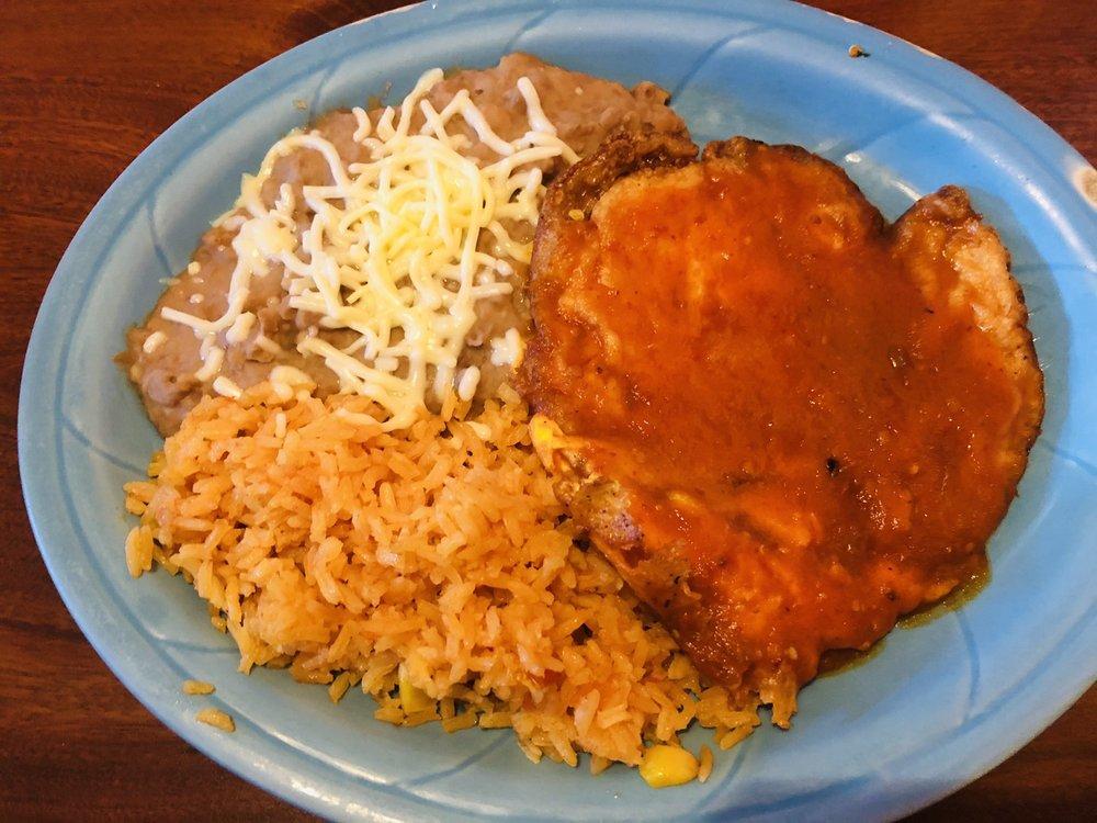 El Jinete Mexican Restaurant: 1875 Anderson Hwy, Cumberland, VA