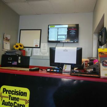Precision Tune Auto Care - 1200 Veterans Memorial Hwy, Mableton, GA