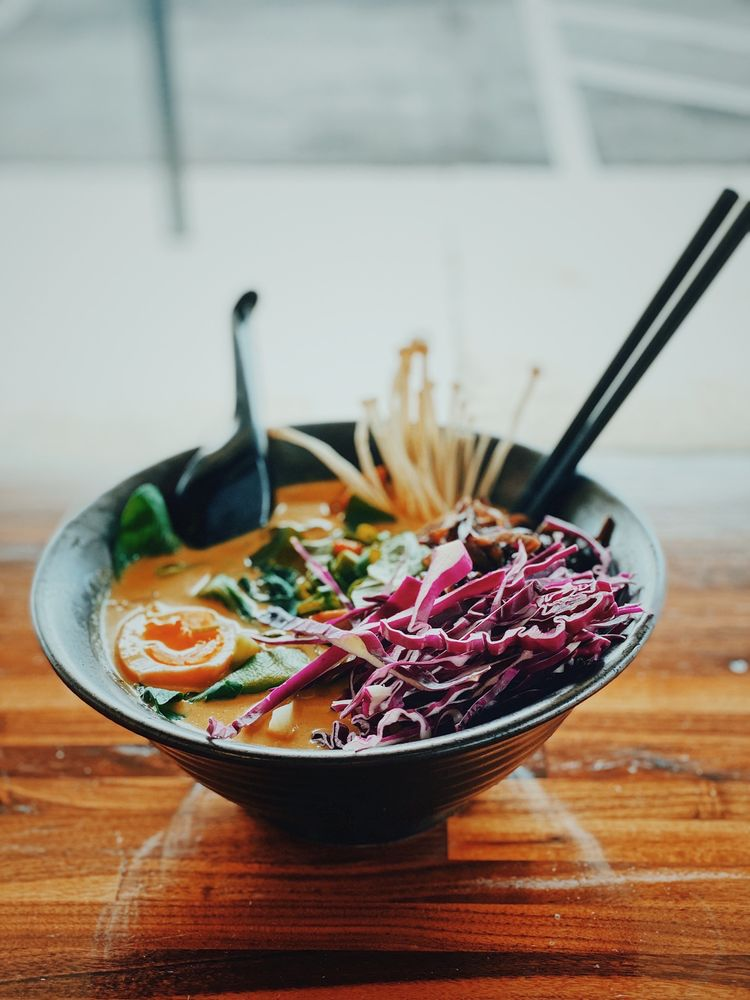 Miso Ramen Bar: 970 High House Rd, Cary, NC