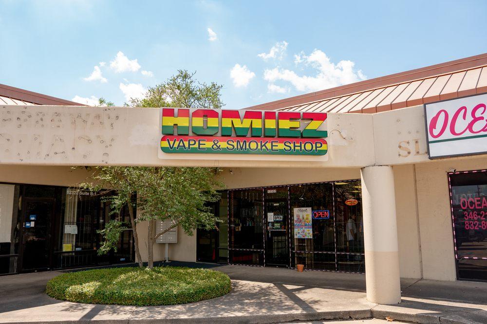 Homiez Vape & Smoke Shop: 12322 E Fwy, Houston, TX