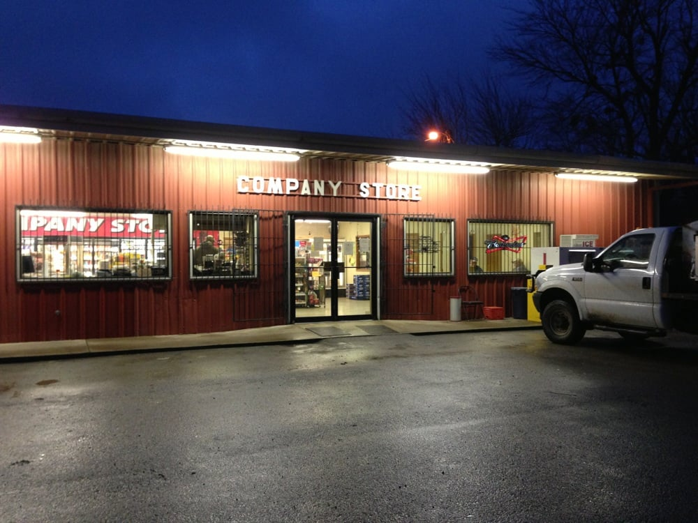 Company Store: 63 State Hwy 63, Pittsburg, OK