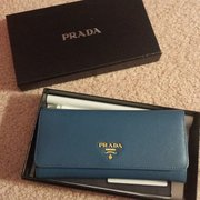 discount prada wallet