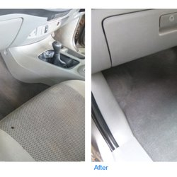 Photo Of Auto Carpet Upholstery Steam Cleaning