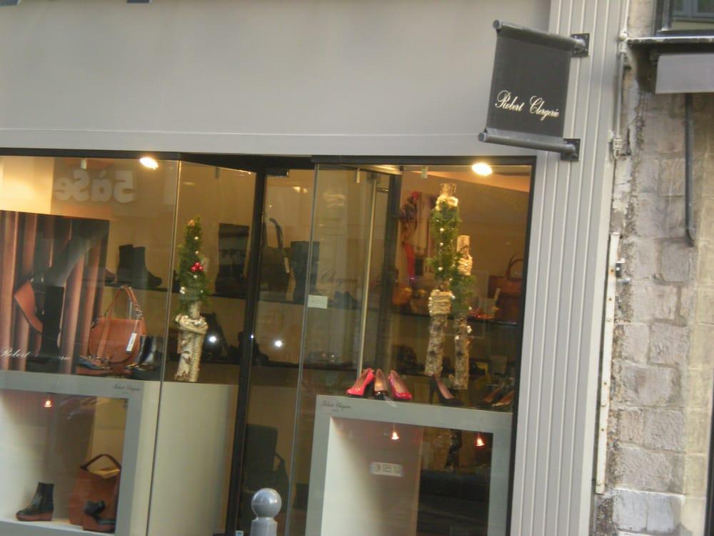 Robert clergerie schoenenwinkels 24 rue esquermoise centre rijsel nord frankrijk - Magasin meuble lille rue esquermoise ...
