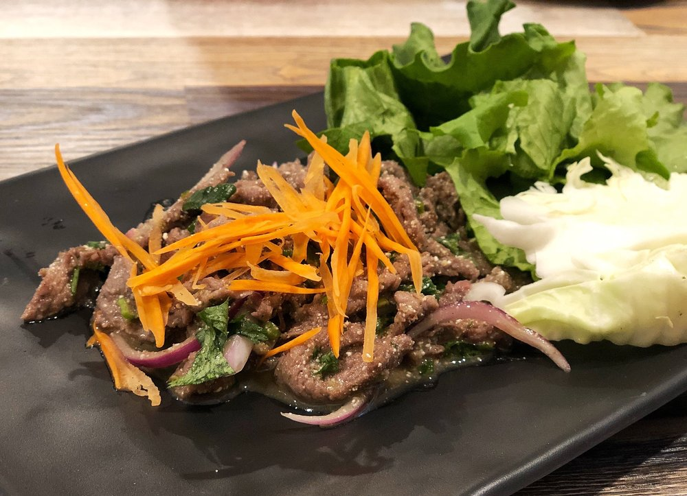 Wood Cafe Thai Cuisine: 3250 Yorba Linda Blvd, Fullerton, CA