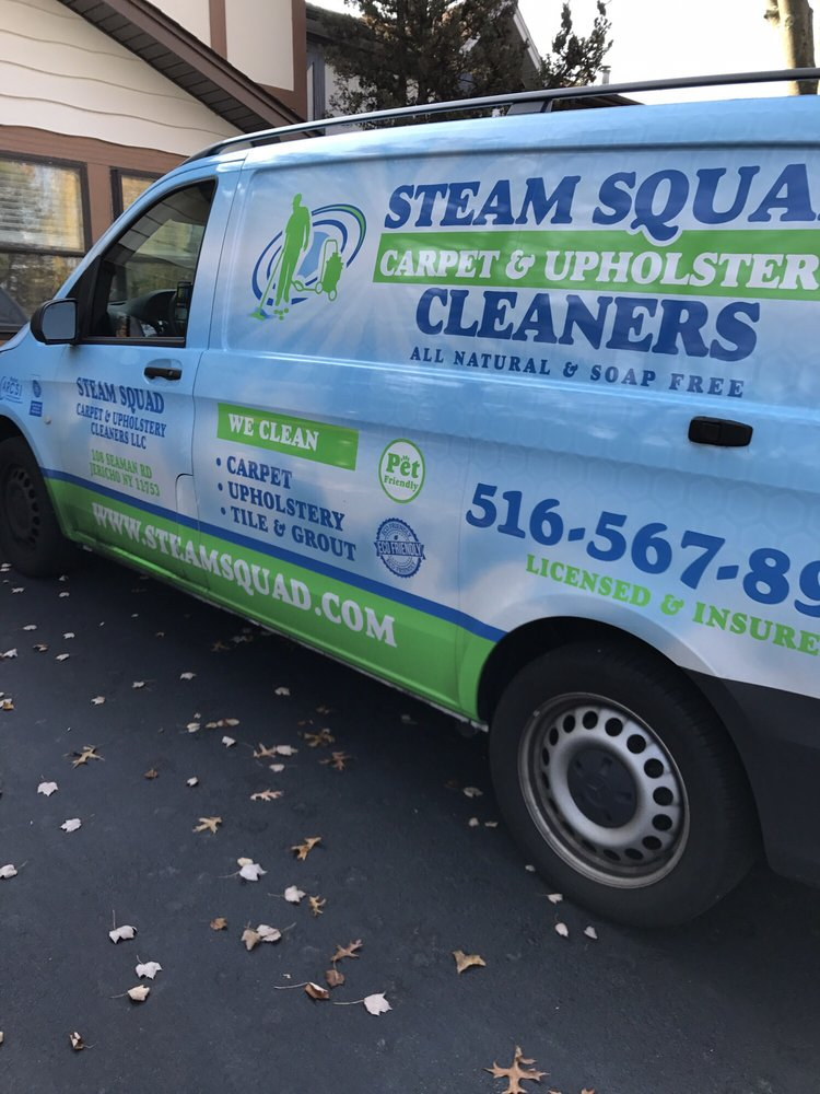 Steam Squad Carpet & Upholstery Cleaners LLC: Jericho, NY