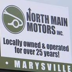 north main motors beg r offert bilhandlare 1001 e