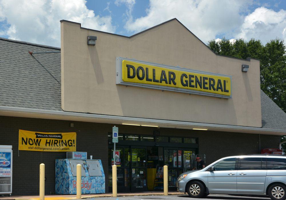 Dollar General: 120 Pinewood Rd, Granite Falls, NC